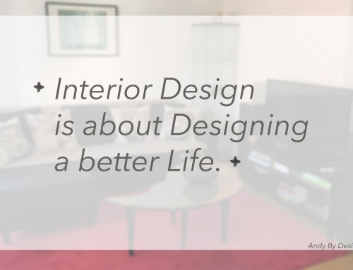 Interior Design: What is really about.