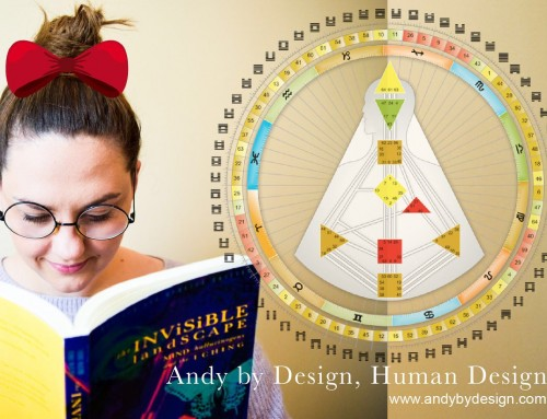 Andy By Design, Human Design