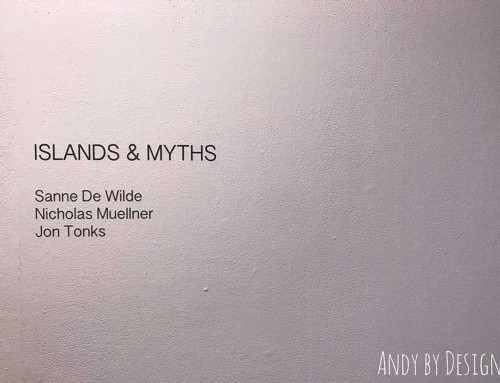 Belfast Exposed Gallery: Islands and Myths Exhibition